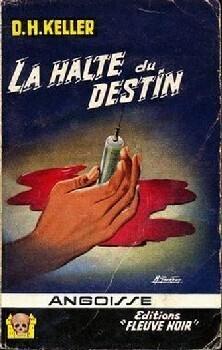 Couverture du livre : La Halte du destin
