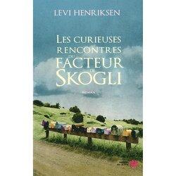 Couverture de Les curieuses rencontres du facteur de Skogli