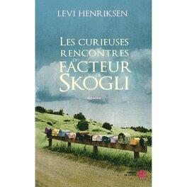 Couverture du livre : Les curieuses rencontres du facteur de Skogli