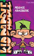 Kid Paddle, tome 2 : La menace Arachnide (Roman)