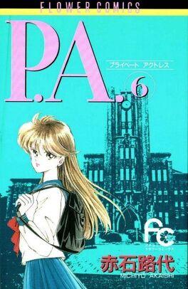 Couverture du livre : P.A. (Private Actress), Tome 6