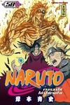couverture Naruto, Tome 58 : Naruto vs Itachi !!