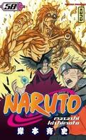 Naruto, Tome 58 : Naruto vs Itachi !!