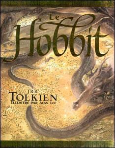 Couverture du livre : Bilbo le Hobbit : Illustré par Alan Lee