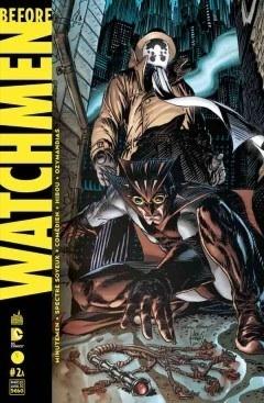 Couverture du livre : Before Watchmen #2