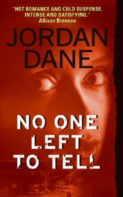 Couverture du livre : No One Left To Tell