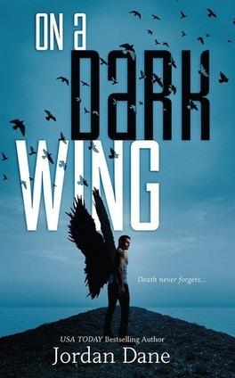 Couverture du livre : On a Dark Wing