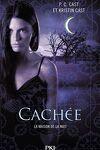 couverture La Maison de la Nuit, Tome 10 : Cachée