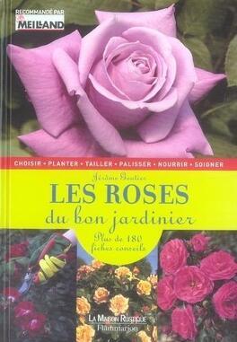 Couverture du livre : Les roses du bon jardinier