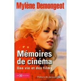 Couverture du livre : Mémoires de cinéma