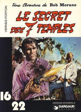 Couverture du livre : Bob Morane, Le secret des 7 temples (Bd)