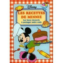 Les Recettes De Minnie Livre De Disney