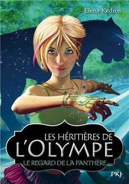 Couverture du livre : Les héritières de l'Olympe, tome 2 : Le regard la Panthère