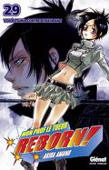 Mon prof le tueur, Reborn ! Tome 29 : Voilà Tsuna contre Byakuran !
