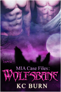 Couverture du livre : MIA Case Files, Tome 1 : Wolfsbane