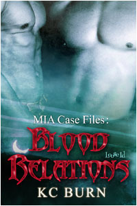 Couverture du livre : MIA Case Files, Tome 2 : Blood Relations