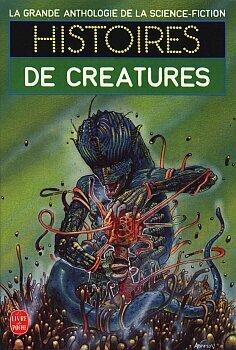 Couverture du livre : histoires de creatures