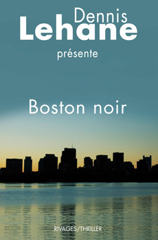 Couverture du livre : Boston noir