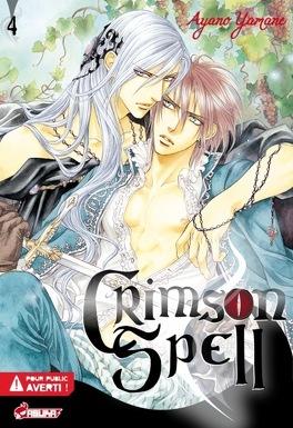 Couverture du livre : Crimson spell, Tome 4