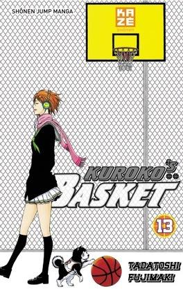 Couverture du livre : Kuroko's Basket, Tome 13