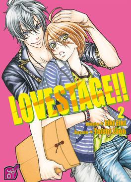 Couverture du livre : Love Stage, Tome 2