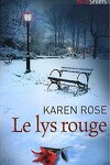 couverture Don't tell, tome 5 : Le lys rouge