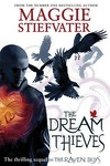 couverture La Prophétie de Glendower, Tome 2 : Les Voleurs de rêves