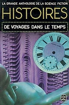Couverture du livre : Histoires de voyages dans le temps