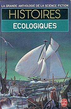 Couverture du livre : Histoires écologiques