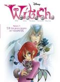 W.i.t.c.h. - Saison 1, tome 8 : Les Roses Noires de Méridian