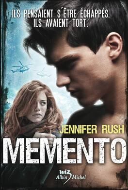 Couverture du livre : Amnesia, Tome 2 : Memento
