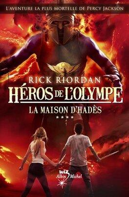 Couverture du livre : Héros de l'Olympe, Tome 4 : La Maison d'Hadès