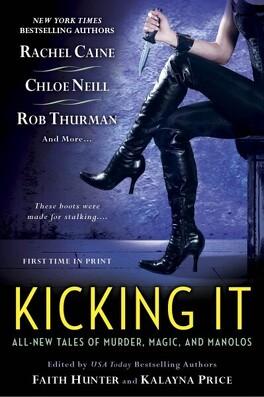 Couverture du livre : Kicking It