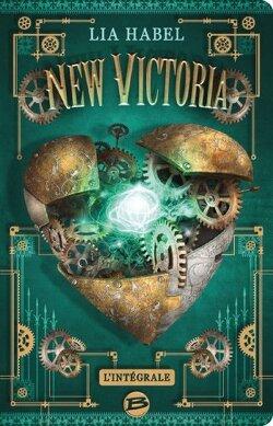 Couverture de New Victoria : L'Intégrale