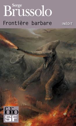 Couverture du livre : Frontière barbare