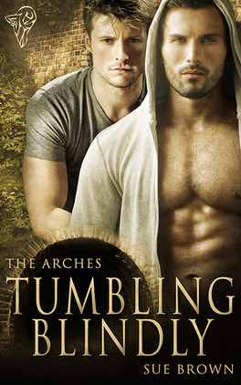Couverture du livre : The Arches, Tome 1 : Tumbling Blindly