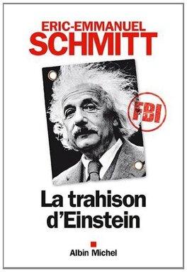 Couverture du livre : La trahison d'Einstein