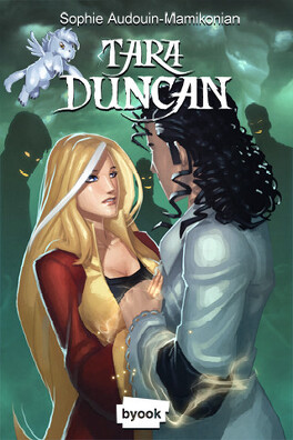 Couverture du livre : Tara Duncan (byook)
