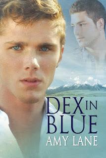 Couverture du livre : Les Johnnies, Tome 2 : Dex in Blue