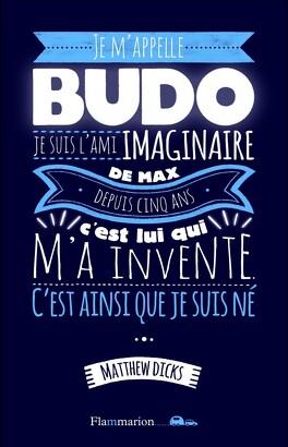Couverture du livre : Je m'appelle Budo
