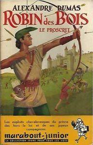 Couverture du livre :  Robin Hood, le proscrit