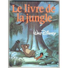 Couverture du livre : Le livre de la jungle, Tome 1