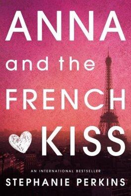 Couverture du livre : Anna et le french kiss