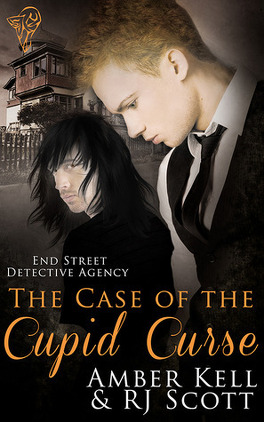 Couverture du livre : End Street Agency, Tome 1 :  The Case Of The Cupid Curse