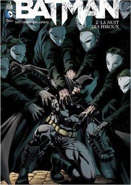 Couverture du livre : Batman, Tome 2 : La Nuit des hiboux