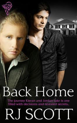 Couverture du livre : Back Home