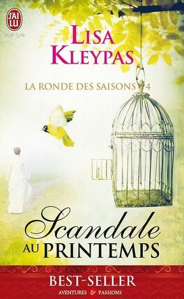 Couverture du livre : La Ronde des saisons, Tome 4 : Scandale au printemps