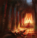 La Trilogie du Roi Sauvage, Tome 2 : L'Empereur Rouge