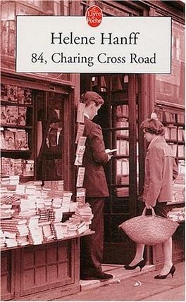 Couverture du livre : 84, Charing Cross Road