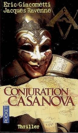 Couverture du livre : Conjuration Casanova